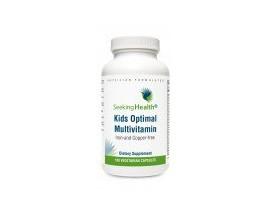 Kids Optimal Multvitamin 180 vegetarian capsules