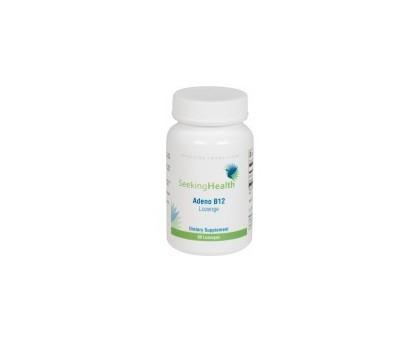 Seeking Health Adeno B12 60 lozenges