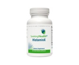 Seeking Health HistaminX - 60 capsules