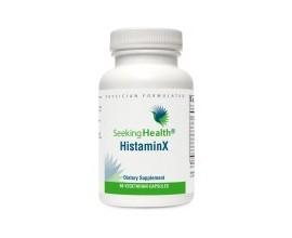 Seeking Health HistaminX - 60 capsules