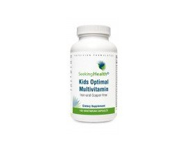 Seeking Health Kids Optimal Multvitamin 180 vegetarian capsules