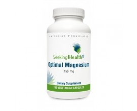 Seeking Health Optimal Magnesium 150mg - 100 capsules