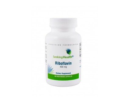 Seeking Health supplements - Riboflavin