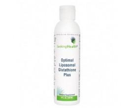 Seeking Health - Optimal Liposomal Glutathione Plus