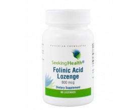 Seeking health - Folinic Acid Lozenge