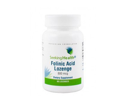 Seeking health - Folinic Acid Lozenge