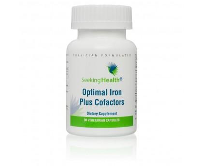 Optimal Iron Plus Cofactors