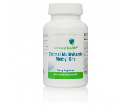 Optimal Multivitamin Methyl One capsules
