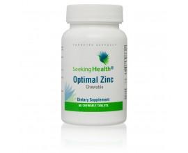 Optimal Zinc lozenge chewable