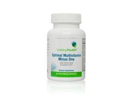 Seeking health Optimal Multivitamin Minus One