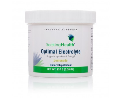 Seeking health - Lemonade Electrolyte Powder