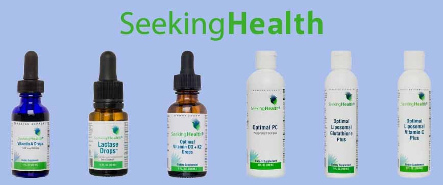 Seeking Health Products