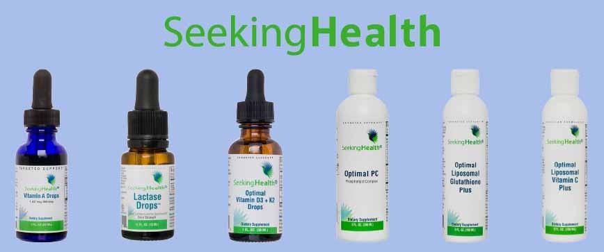 Seeking Health Products